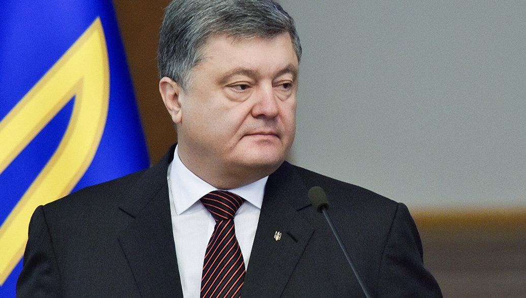 Порошенко анонсировал закон о восстановлении целостности Украины