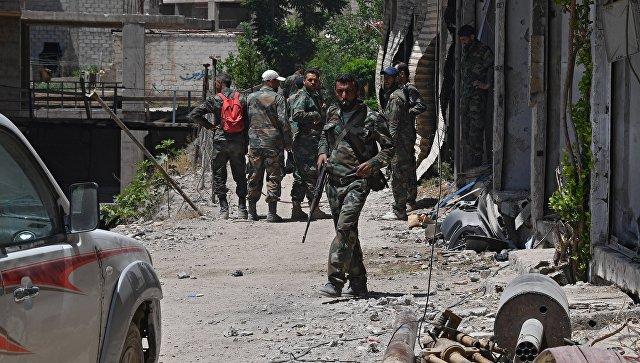 Россия зафиксировала 11 нарушений перемирия в зонах деэскалации в Сирии