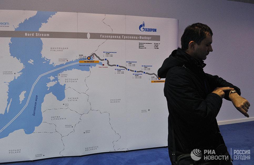 Польша потребовала отЕврокомиссии оштрафовать русский  «Газпром»
