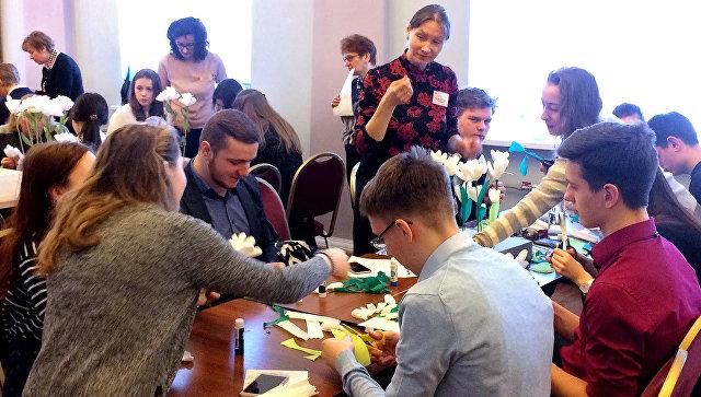 Урок доброты пройдет в петербургской школе