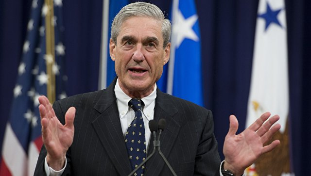 Бывший руководитель Федерального бюро расследований США Роберт Мюллер. Архивное фото