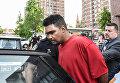 Ричард Рохас, совершивший наезд на толпу пешеходов на Таймс-Сквер в Нью-Йорке