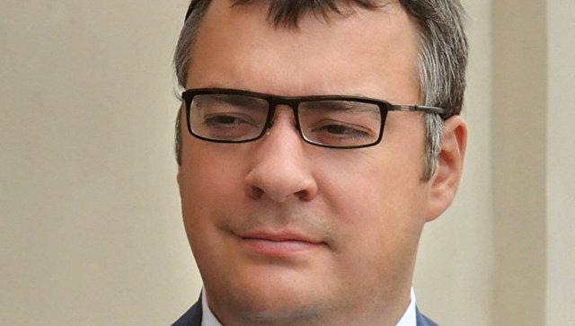Заместитель директора департамента Федеральных целевых программ и проектов ведомства Дмитрий Гужеля