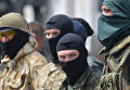 """Бойцы батальона """"Донбасс"""", Украина"""