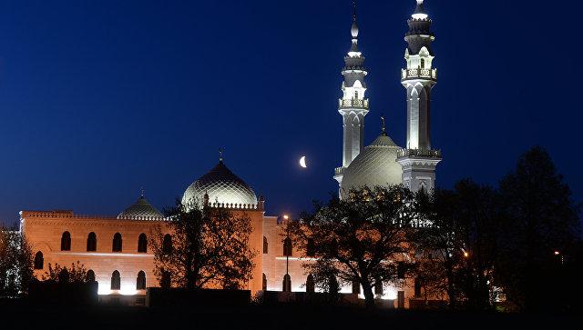 Традиционный съезд мусульман Изге Болгар Жыены в Казани