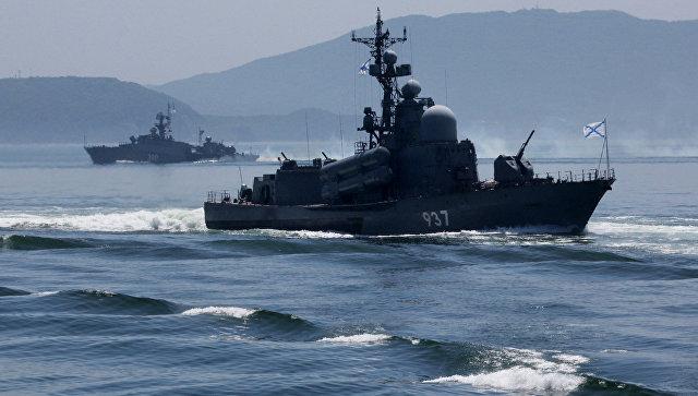 ВоВладивостоке прошли соревнования наКубок командующего Тихоокеанским флотом