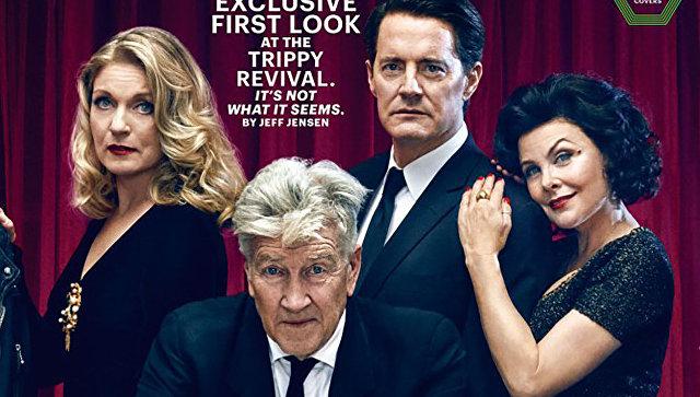 Обложка журнала Entertainment Weekly №1459 от 31 марта 2017