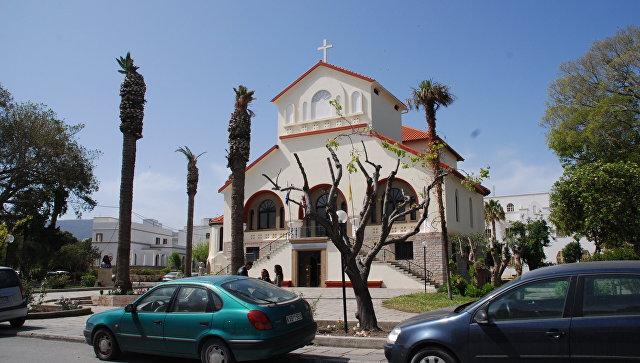 Резиденция Митрополита в столице острова Кос