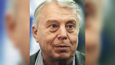 Спортивный комментатор Владимир Перетурин. Архивное фото