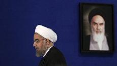 Президент Ирана Хасан Роухани. Архивное фото