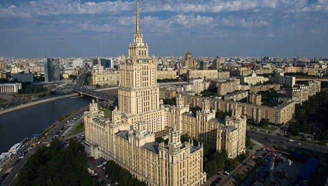 Около гостиницы «Украина» в стрельбе умер человек