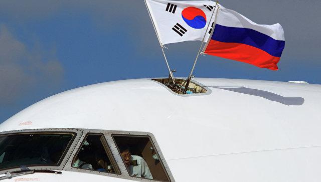 Путин получил письмо нового президента Южной Кореи