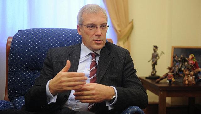 Грушко считает полезным любое сотрудничество между Россией и НАТО
