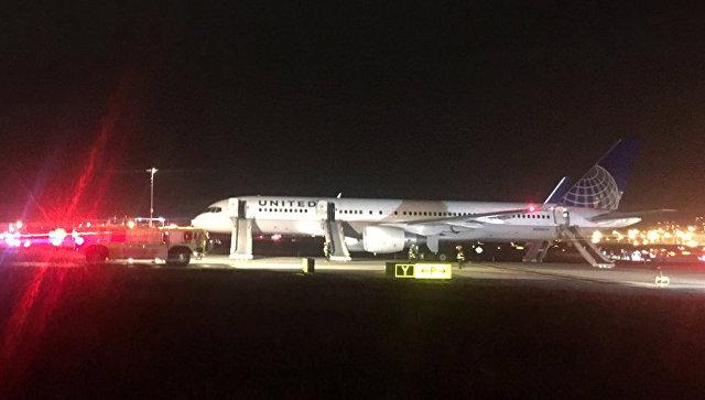 Международный аэропорт Ньюарка вСША эвакуирован