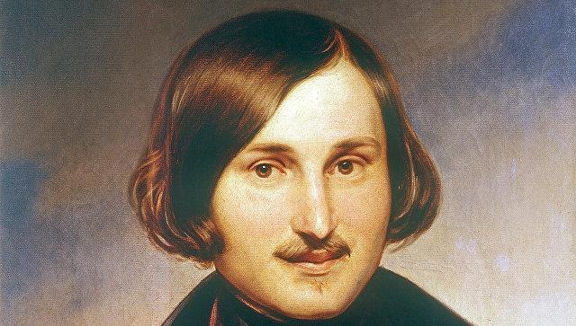 Портрет Н.В.Гоголя
