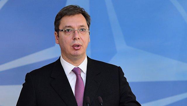 Сербия всегда будет другом РФ — Александр Вучич