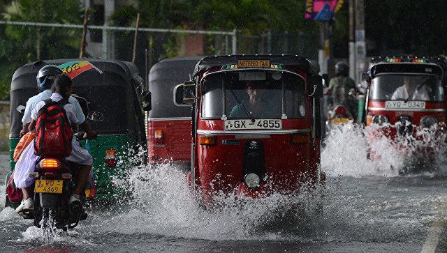 Неменее 140 человек погибли наШри-Ланке из-за наводнений