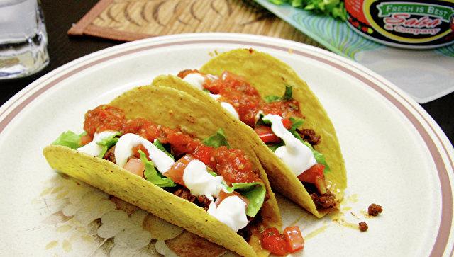 В Мексике побили рекорд по приготовлению традиционного блюда тако
