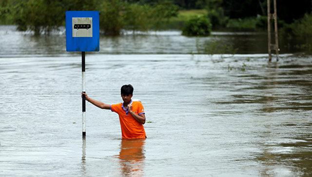 Путин соболезнует президенту Шри-Ланки после смерти  людей из-за наводнений