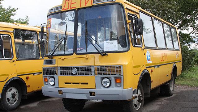 Новые школьные автобусы