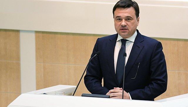 Губернатор Московской области посетил выставку машиностроения в Ульяновске