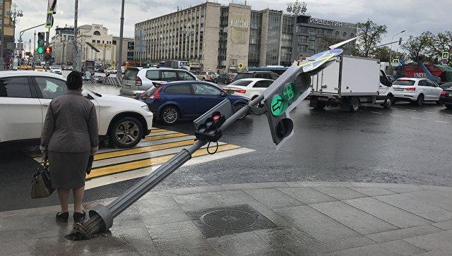 Ураган в москве 2018 когда был