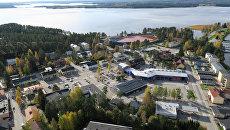 Соткамо, Финляндия. Архивное фото