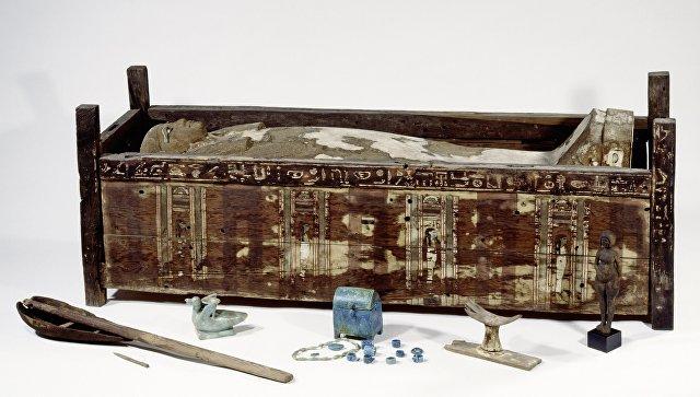 Ученые впервый раз на100% «прочитали» ДНК древнеегипетских мумий