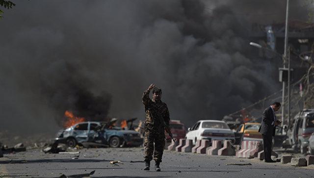 Взрыв в посольском квартале Кабула: число погибших достигло 90 человек