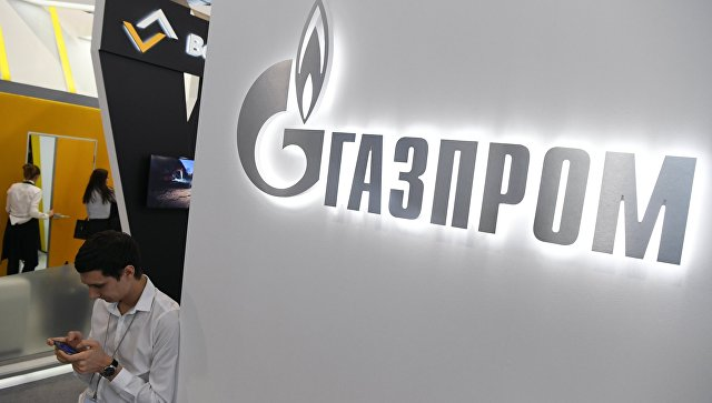 Газпром иShell подписали соглашение попринципам работы по«Балтийскому СПГ»