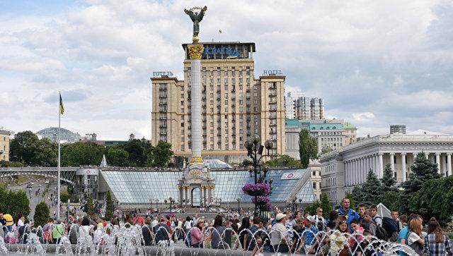 Украина находится всостоянии хаоса иупадка— Опрос