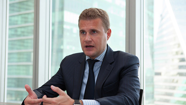 Генеральный директор Фонда развития Дальнего Востока и Байкальского региона (ФРДВ) Алексей Чекунков