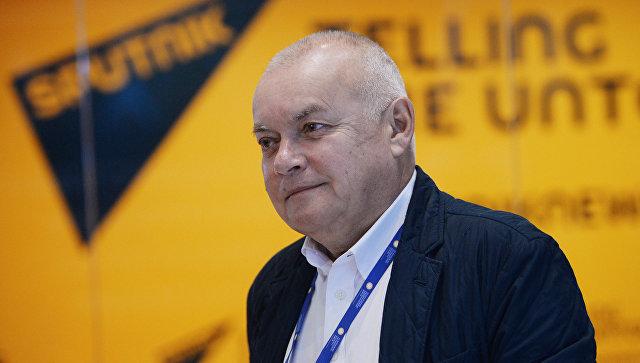 Киселев объявил, что не желает подхлестывать «войну телеканалов»