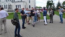 Пресс-тур для российских журналистов на тему Перспективные направления развития туристического потенциала Союзного государства: опыт Брестской области