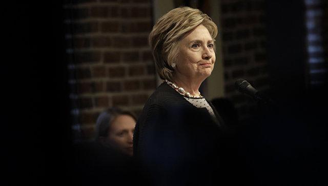 Американский политик, член Демократической партии Хиллари Клинтон. 5 июня 2017. Архивное фото