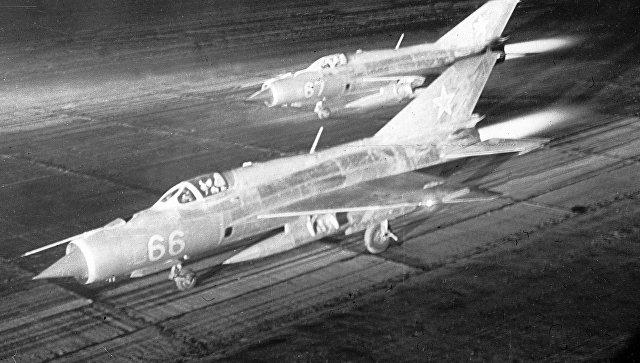 Истребители МиГ-21