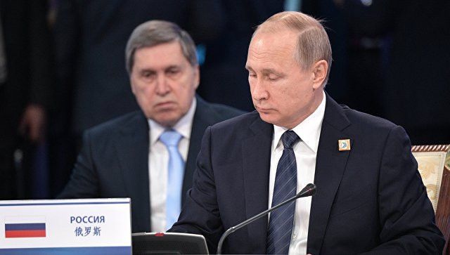 Путин: чтобы справиться стерроризмом, нужно совместить усилия всех стран