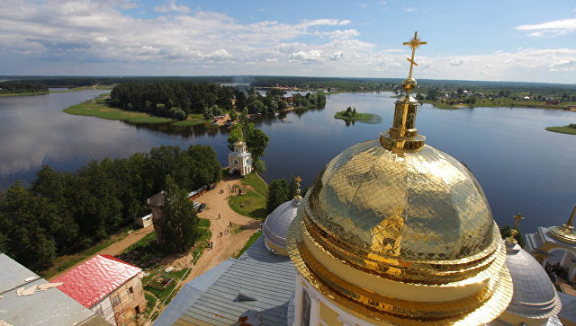 Патриарх Кирилл возглавит крестный ход смощами преподобного Нила Столобенского