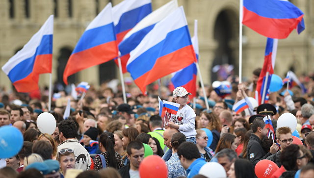 Вашингтон впервый раз за25 лет непоздравил российскую столицу сДнем РФ