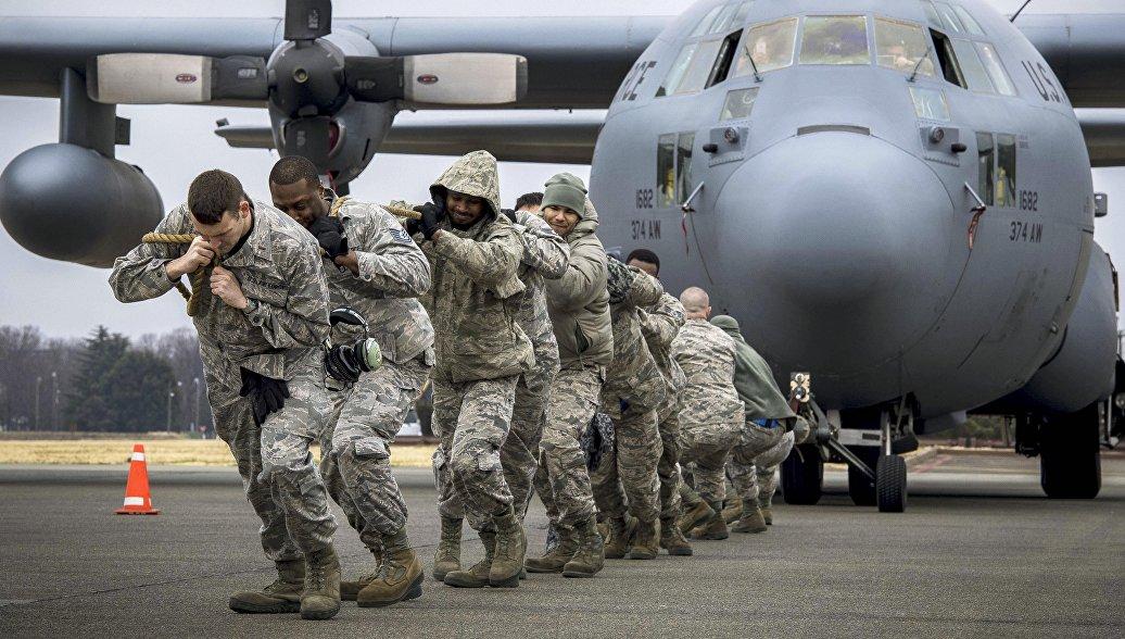 Сексуальные утехи американских солдат