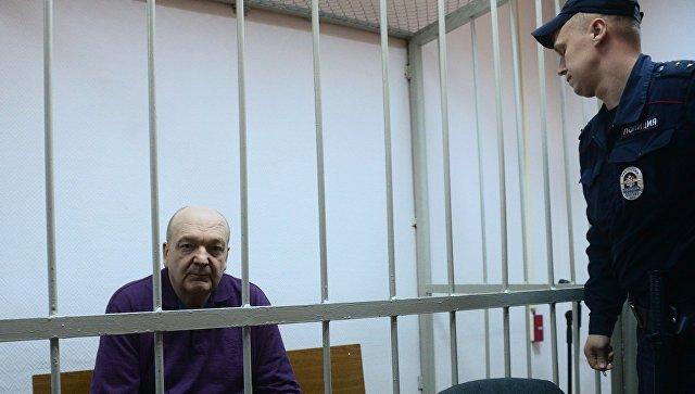 Суд признал виновным прежнего директора ФСИН Реймера
