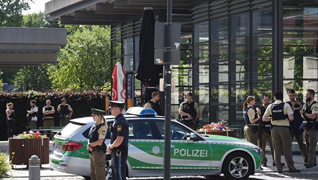 На вокзале в Мюнхене произошла стрельба