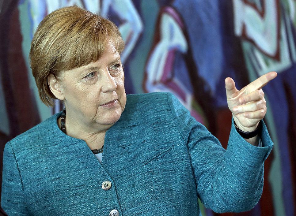 Меркель испугалась китайцев