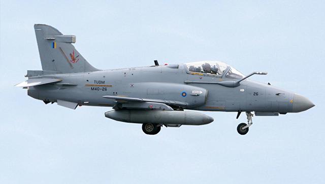 Самолет Hawk Королевских Малайзийских ВВС. Архивное фото