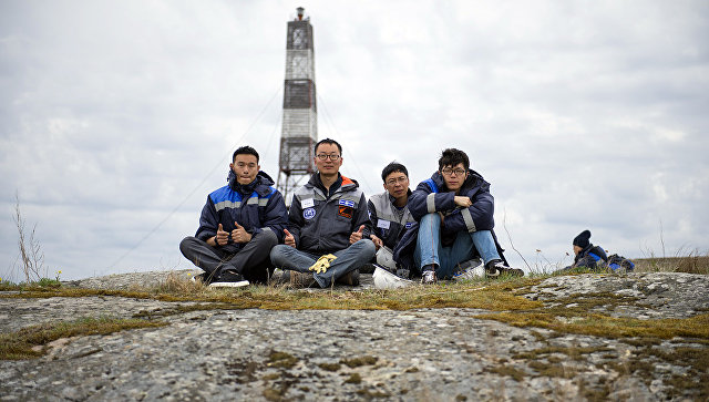 На острове Соммерс завершилась российско-китайская экологическая вахта