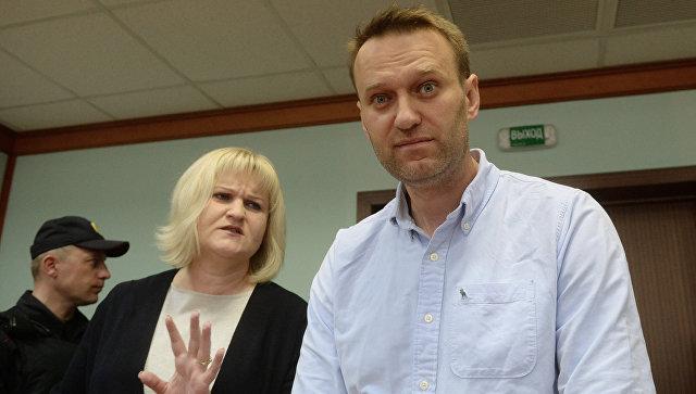 Суд удовлетворил очередной иск предпринимателя Михайлова кНавальному
