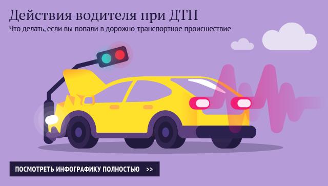 В ГИБДД рассказали о водителе машины, попавшей в ДТП под Нижним Новгородом