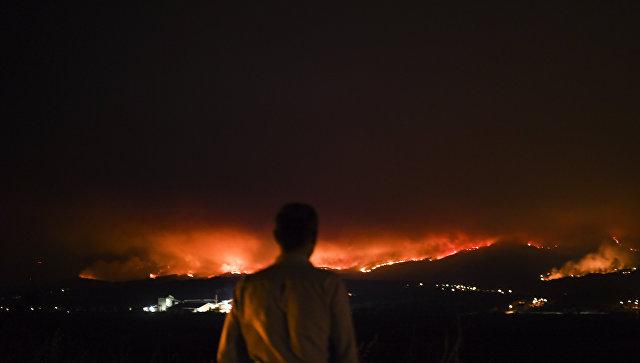 Из-за пожаров вПортугалии погибли 27 человек