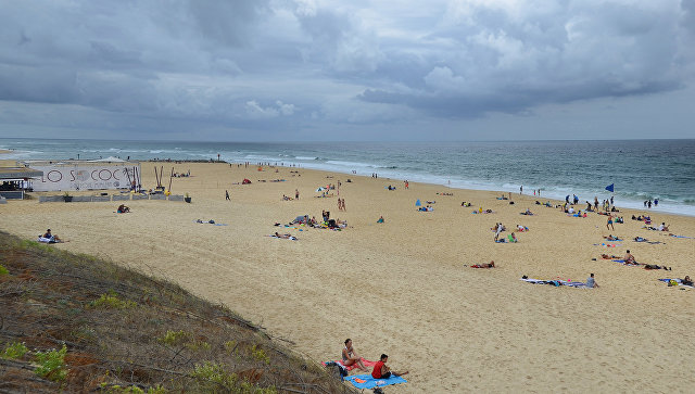 россияне на нудистких пляжах франции