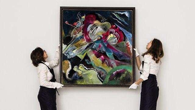 Русский музей планирует провести выставку абстрактного искусства в Эр-Рияде